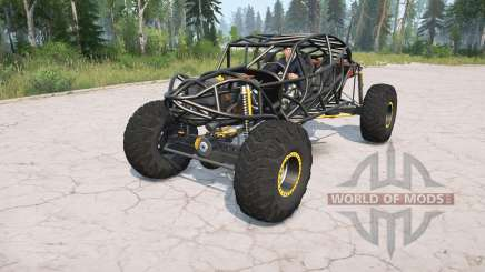 Rock Crawler v2.0 para MudRunner