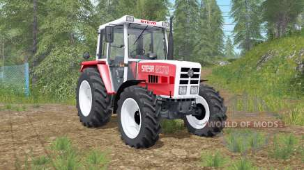 Steyr 8070A para Farming Simulator 2017