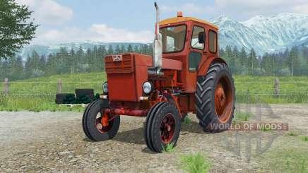 T-40 moderadamente-vermelho para Farming Simulator 2013