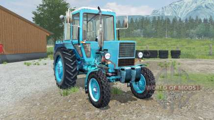 80 e MTZ 82 Bielorrússia para Farming Simulator 2013