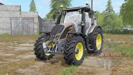 A Valtra N134〡N174 para Farming Simulator 2017