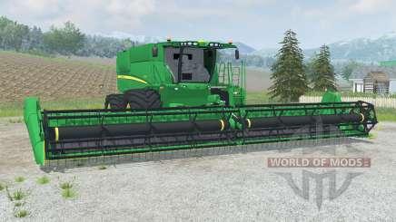 John Deere S670&S680 para Farming Simulator 2013