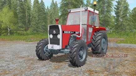 IMT 560 DV DeLuxe para Farming Simulator 2017