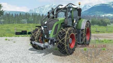 Fendt 936 Vario Mais Realistiƈ para Farming Simulator 2013