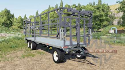 Fliegl DPW 210 BL para Farming Simulator 2017