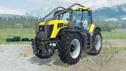 JCB Fastrac 8310 Forest Edition para Farming Simulator 2013