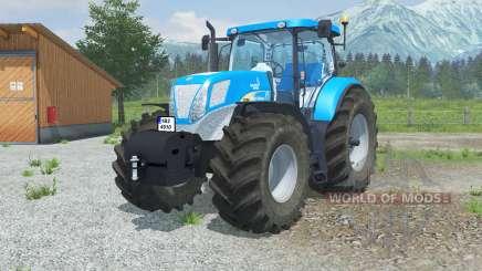 Novo Hollanᵭ T7050 para Farming Simulator 2013