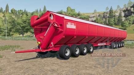 Bromar MBT 150 added tire options para Farming Simulator 2017