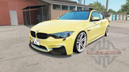 BMW M4 coupe (F82) para American Truck Simulator