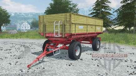 Krone Emsland new wheels para Farming Simulator 2013