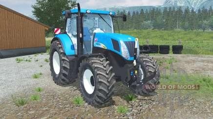 Novo Hollᶏnd T7050 para Farming Simulator 2013