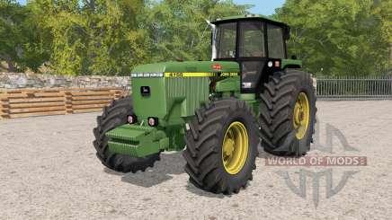 João Deerᶒ 4755 para Farming Simulator 2017
