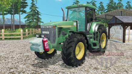 João Deerᶒ 8300 para Farming Simulator 2015
