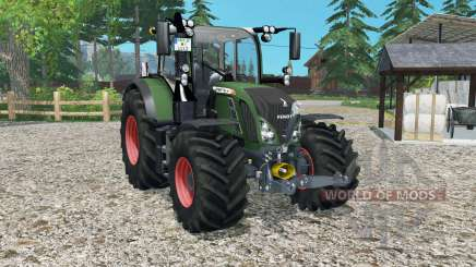 Fendt 718 Variꝍ para Farming Simulator 2015