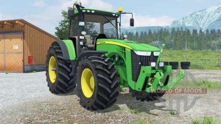 A John Deere 8260Ɍ para Farming Simulator 2013