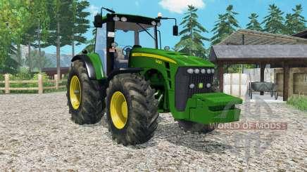 João Deerᶒ 8430 para Farming Simulator 2015