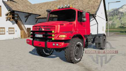 Mercedes-Benz Zetros AS 4x4 para Farming Simulator 2017