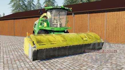 John Deere 8100i-8800i para Farming Simulator 2017