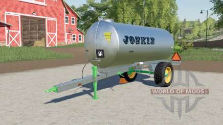 Joskin AquaTrans 7300 S transport of liquids para Farming Simulator 2017