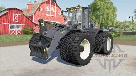 New Holland W190D para Farming Simulator 2017