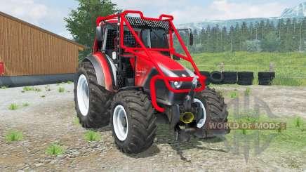 Lindner Geotrac 94 Forestry para Farming Simulator 2013