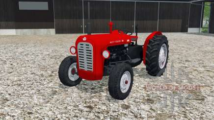 Massey Fergusoɲ 35 para Farming Simulator 2015