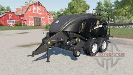 A New Holland BigBaler 12୨0 para Farming Simulator 2017