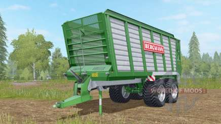 Bergmann HTⱲ 40 para Farming Simulator 2017