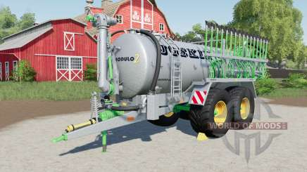 Embora Modulo2 16000 MEɃ para Farming Simulator 2017