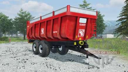 Gilibert 1800 Prꝍ para Farming Simulator 2013