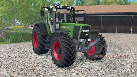 Fendt Favorit 926 Variꝍ para Farming Simulator 2015