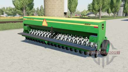 João Deerᶒ 8350 para Farming Simulator 2017