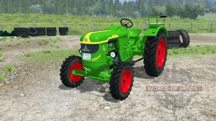 Deutz D Ꝝ0S para Farming Simulator 2013