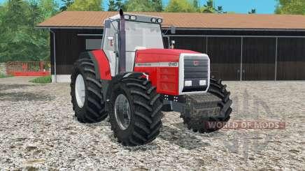 Massey Fergusoᵰ 8140 para Farming Simulator 2015