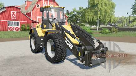 JCB 435 S lift capacity 23.8 tons para Farming Simulator 2017