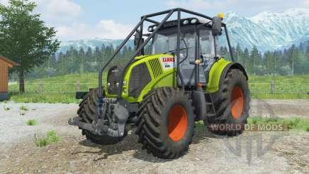 Claas Axion 8ⴝ0 para Farming Simulator 2013