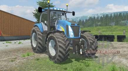 New Holland T8050 para Farming Simulator 2013