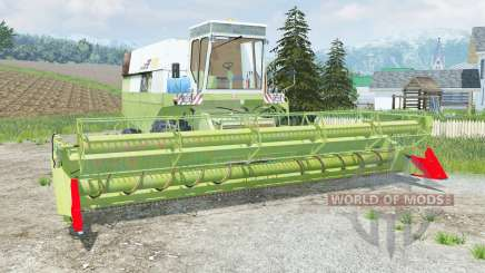 Fortschritt E 517 MoreRealistic para Farming Simulator 2013