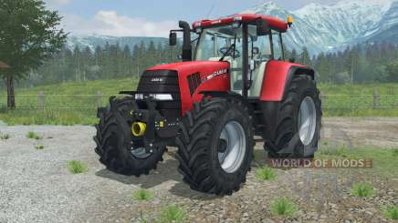 Case IH CVX 175 Michelin XeoBib para Farming Simulator 2013