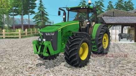 A John Deere 8370Ɍ para Farming Simulator 2015