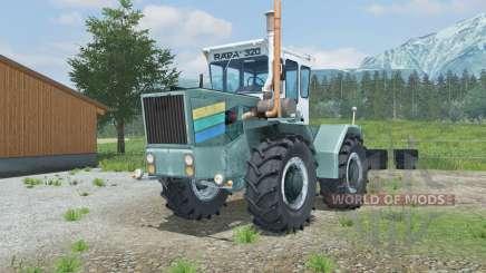 Raba 320 para Farming Simulator 2013