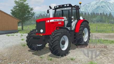 Massey Fergusoꞥ 6485 para Farming Simulator 2013