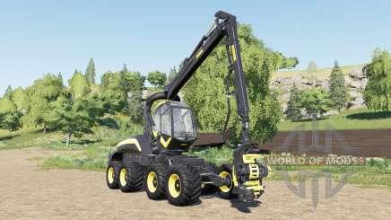 Ponsse ScorpionKing with 12m cutting length para Farming Simulator 2017