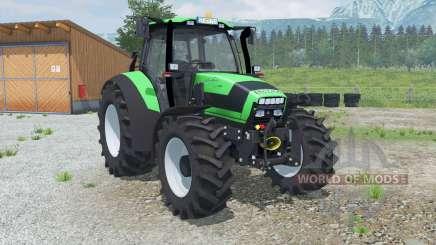 Deutz-Fahr Agrotron TTV 1145 para Farming Simulator 2013