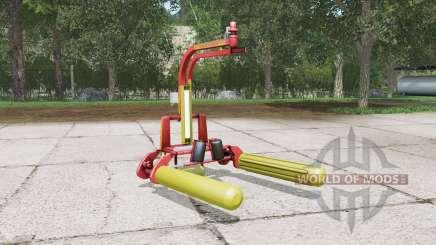 Tanco Autowrap 1510 para Farming Simulator 2015