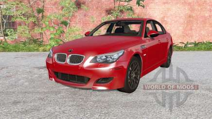 BMW M5 (E60) 2006 para BeamNG Drive