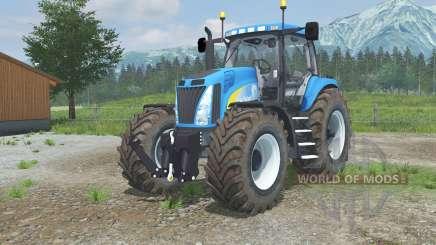 Novo Hꝍlland T8020 para Farming Simulator 2013