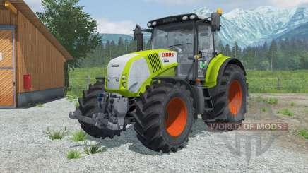 Claas Axioɳ 850 para Farming Simulator 2013
