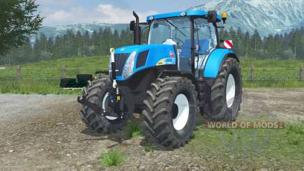 Novo Hollaᵰd T7050 para Farming Simulator 2013