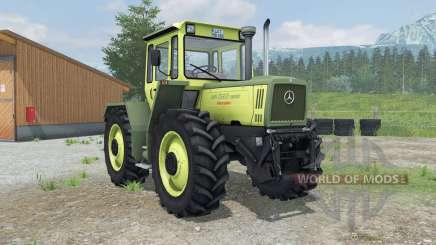 A Mercedes-Benz Trac 1800 inteᶉcooleɽ para Farming Simulator 2013